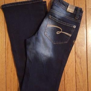 Bogo 1/2 Nwot Girls Justice Jeans